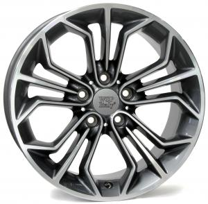 W671 ANTHRACITE POLISHED