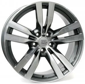 W672 ANTHRACITE POLISHED
